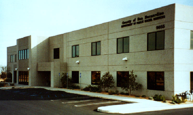 Hesperia Social Services Buildings